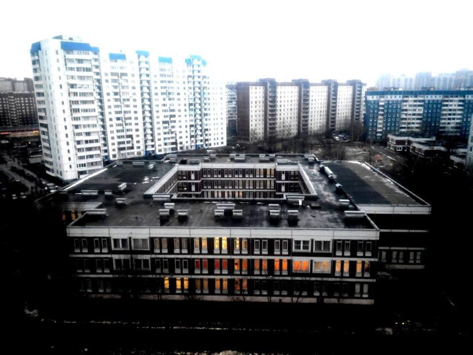 School for Slavic Culture, №595, Saint Petersburg, Russia