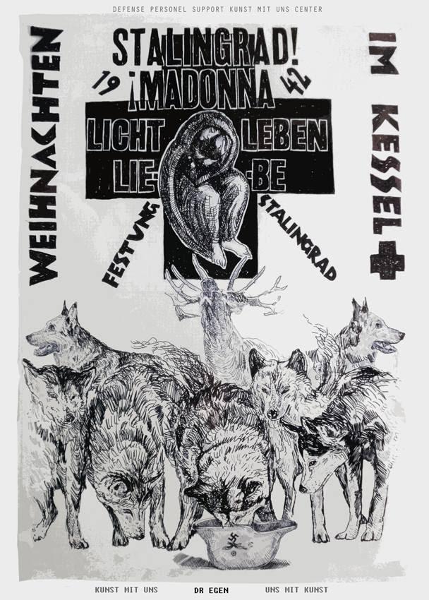 Stalingrad Madonna – Licht – Leben – Liebe ( Kunst mit Uns – Uns mit Kunst pt. 13)