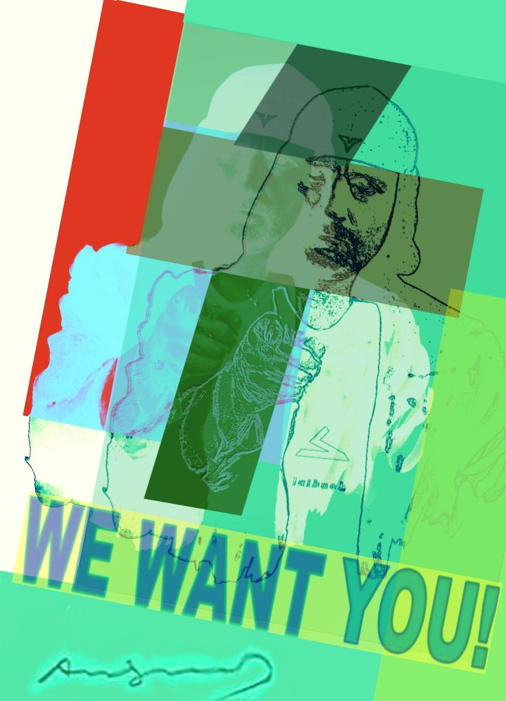 We Want You! (I)
