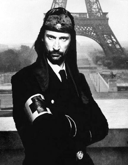 Laibach in Paris