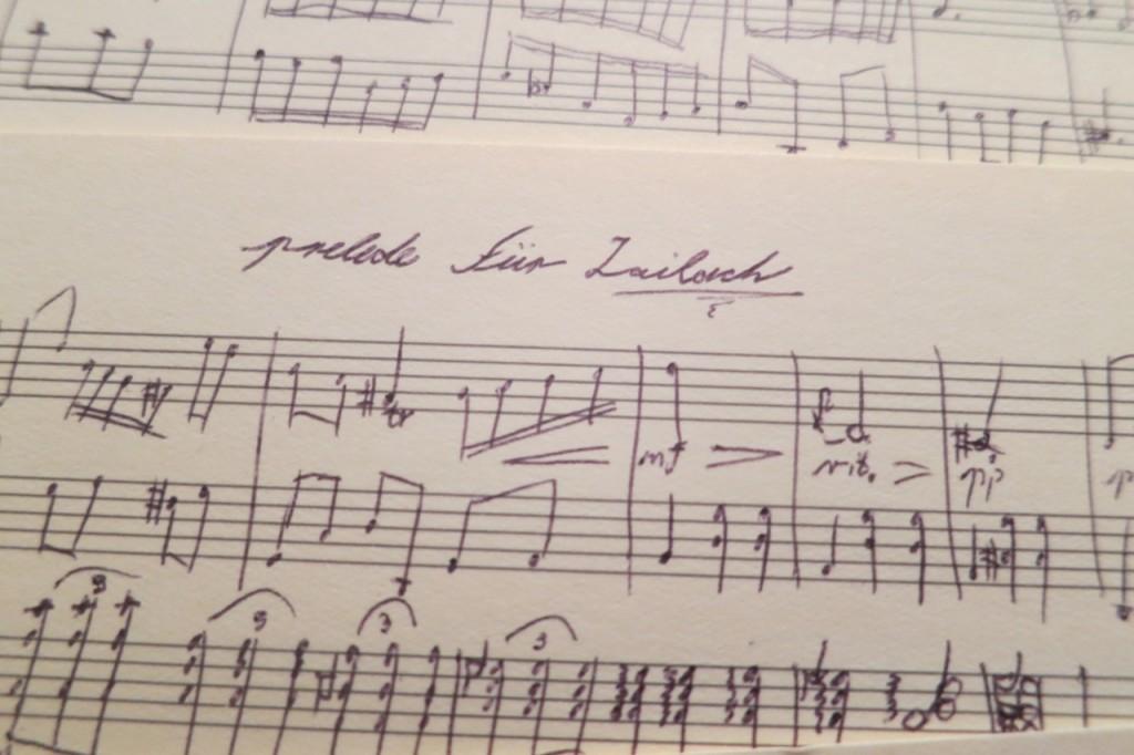 Prelude für Laibach