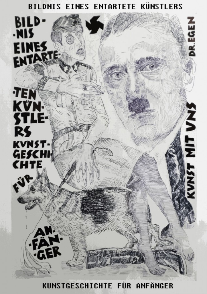 Kunstgeschichte fur Anfanger - Bildnis eines entarteten Kunstler