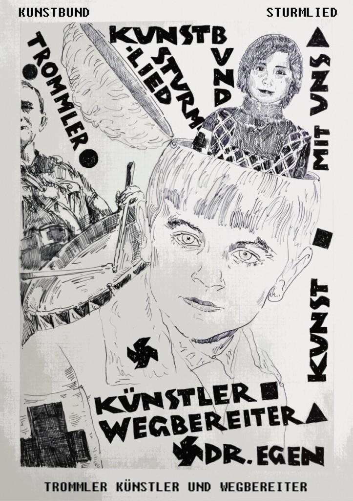 Trommler Kunstler und Wegbereiter ( Kunst mit Uns, pt. 21)