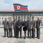 Laibach in Pyongyang, North Korea