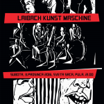AUSSTELLUNG LAIBACH KUNST MASCHINE