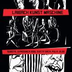 AUSSTELLUNG LAIBACH KUNST MASCHINE